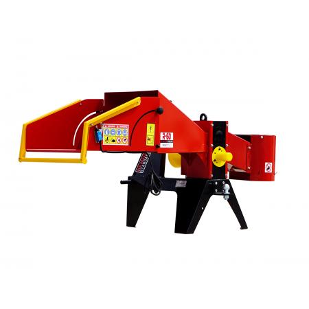 Holzhackmaschine WOM Model R-60