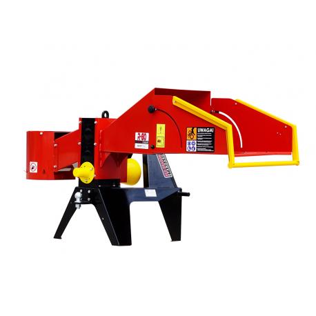 Holzhackmaschine WOM Model R-80
