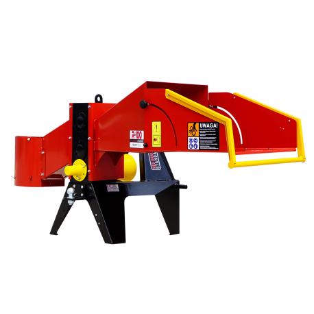 Holzhackmaschine WOM Model R-100
