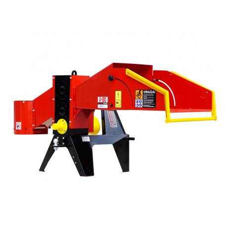 Holzhackmaschine WOM Model R-120