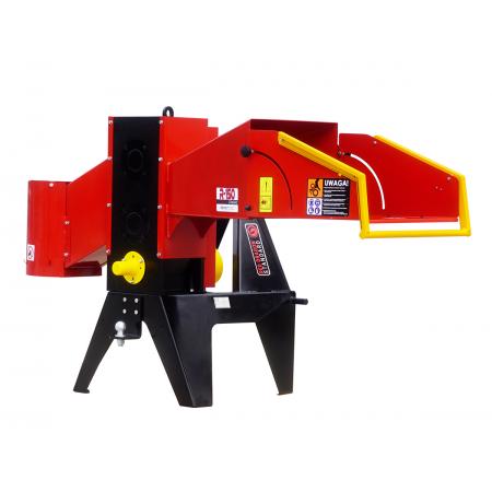 Holzhackmaschine WOM Model R-150