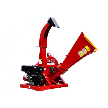 Scheiben-Holzhackmaschine RTS-630