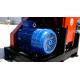 Model RPE-200 (22 kW) + Przenośnik taśmowy 4m