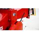 Model RPE-100 (7,5 kW) + Taśmociąg 1,6m + Podwozie do transportu ręcznego