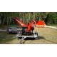 Model RPS-120 + TURNTABLE + BELT CONVEYOR + TRAILER